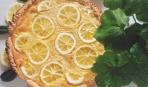 Лимонний тарт «Солнце»