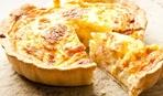 Пирог с курицей и грибами - Киш Лорен