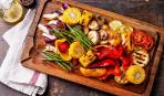 Как приготовить самые вкусные овощи на гриле