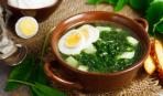 Классический рецепт щавлевого супа