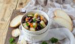 Рагу из мяса и овощей для голодного мужа
