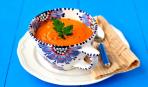 Весенний суп из моркови и картофеля