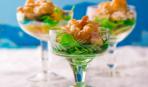 """Быстрый салат-коктейль """"Морской"""""""