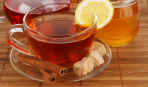 Цитрусовый чай с медом