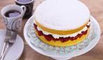 """Английская классика: Торт """"Виктория"""""""