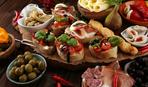 Брускетти з салямі і овочами - Правила сніданку