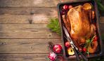 """Новогодние рецепты: """"Лакированная"""" утка с яблоками и апельсинами"""