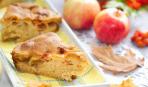 Простая яблочная шарлотка