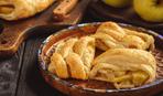 Плетеные яблочные пироги