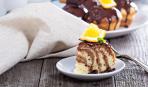 Десерт дня: пирог Зебра