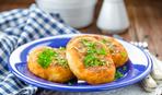 Вкуснейшие зразы с сыром и курицей
