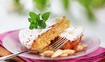 Диетический лимонный пирог