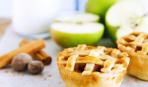 Мини-пироги с яблочной начинкой