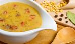 Любимое блюдо римлян: гороховый суп с копченостями