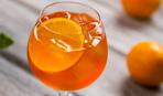 Апельсиновый мартини - чудесная идея для вечеринки