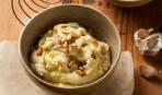 Пикантный гарнир: картофельное пюре с орехами