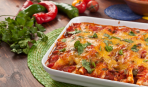 Секреты приготовления энчиладас с курицей