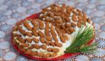 Салат «Сосновая шишка» - для любимых гостей