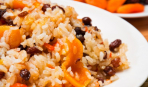 МастерШеф 5: Рис с фруктами и орехами