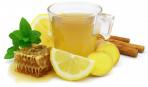 МастерШеф 5: Рецепт имбирного напитка