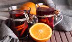 """Глинтвейн с медом и апельсинами """"Великолепная семерка"""""""