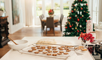 Как испечь вкусное новогоднее печенье на елку (простой рецепт)