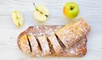 Яблочный штрудель на ленивую хозяйку - из лаваша