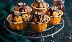 Хеллоуин-2017: апельсиновые кексы