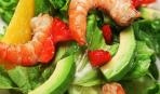 Салат из креветок от Эктора Хименес-Браво