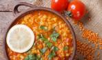 Блюдо дня: томатный суп с чечевицей