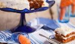 Швейцарский морковный торт от Эктора Хименес-Браво
