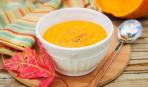 Тыквенный суп от Эктора Хименес-Браво