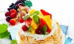 МастерШеф 5: Десерт Павлова от Эктора Хименес-Браво