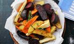 Рататуй из осенних овощей - просто, быстро, очень вкусно