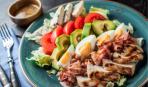 Кобб салат по рецепту Эктора Хименес-Браво