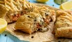 Пирог с брюшками лосося: рецепт для экономной хозяйки