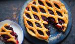 Черешневый пирог от Эктора Хименес-Браво