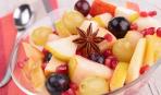 Осенний фруктовый салат «Бархатный сезон»