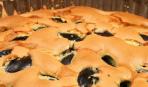 Сливовый пирог c ванилью