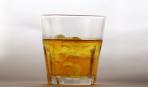 Яблочный коктейль с виски