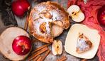 Время осенней классики: Яблочная шарлотка