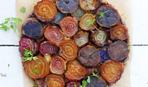 Осень в Провансе: овощной тарт Татен с сырным соусом