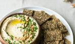 Хумус из топинамбура: смело и вкусно