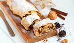 Що приготувати на десерт: Віденський яблучний штрудель