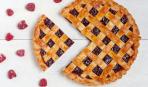 """Вкусный и простой в приготовлении: пирог с малиновым джемом """"Признание"""""""