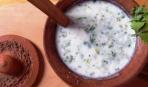 Грузинский суп из мацони