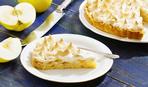 Яблочный пирог с безе