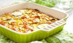 Запеканка из кабачков с плавленным сыром - нежная и очень вкусная
