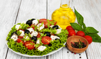 """На скорую руку: салат-итальянец """"Тосканская свежесть"""""""