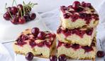 Бисквит с вишней - очаровательный рецепт простой и вкусной выпечки